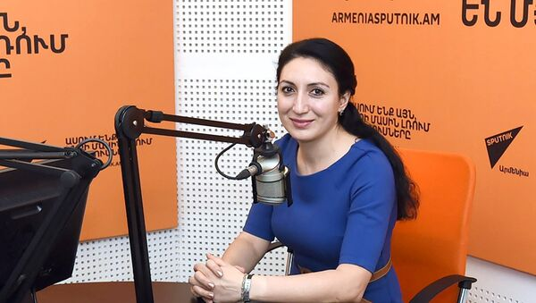 Наира Мелкумян - Sputnik Армения