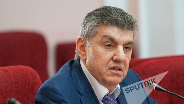 Ара Абрамян  - Sputnik Արմենիա