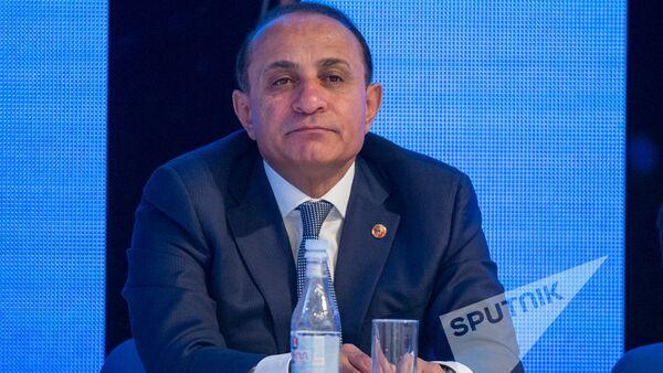 Овик Абраамян  - Sputnik Արմենիա
