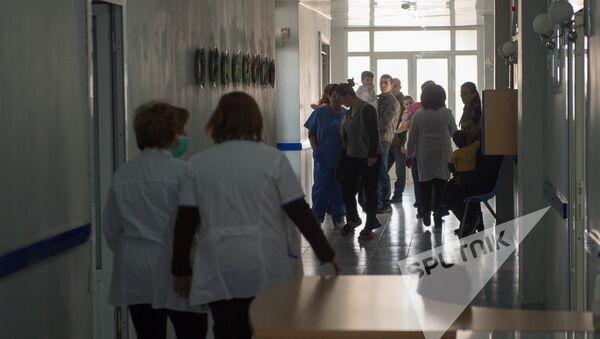 Медицинский центр Сурб Аствацамайр - Sputnik Արմենիա