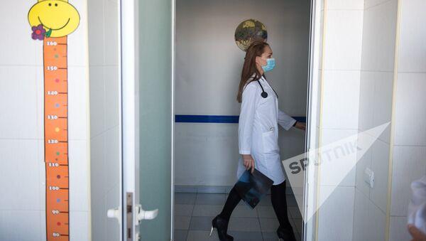 Медицинский центр Сурб Аствацамайр - Sputnik Армения