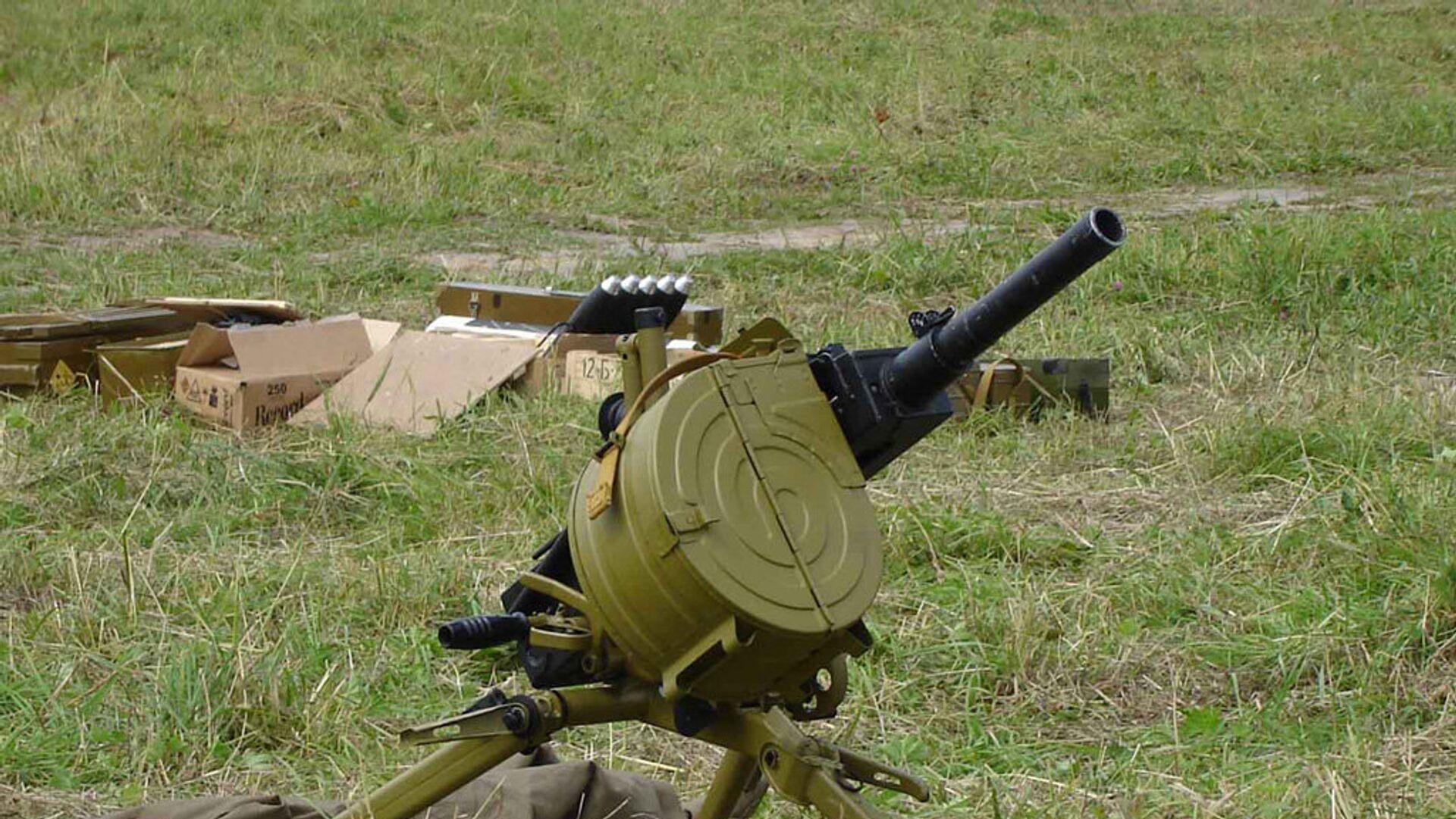 Автоматический станковый гранатомет - Sputnik Армения, 1920, 23.09.2021