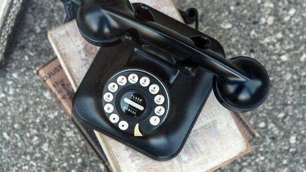 Старый телефон  - Sputnik Արմենիա