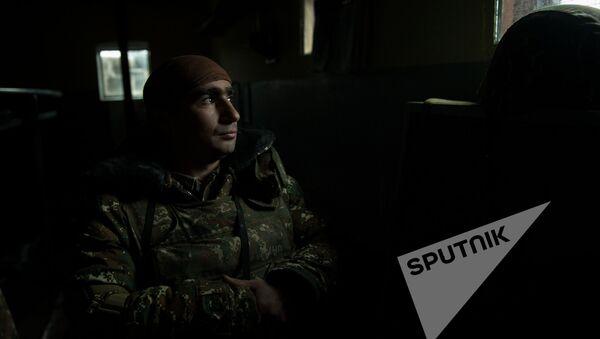 Относительное затишье на армяно-азербайджанской границе - Sputnik Армения