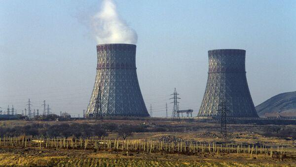 Армянская АЭС - Sputnik Արմենիա