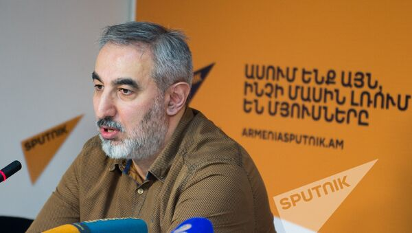 Ара Погосян - Sputnik Армения
