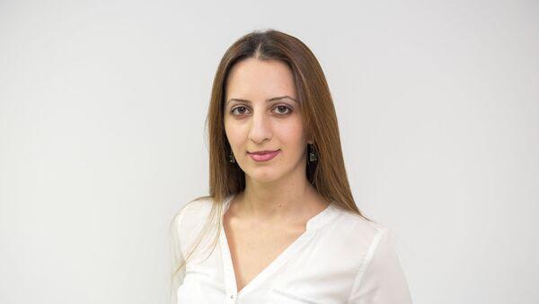 Лилит Арутюнян - Sputnik Армения