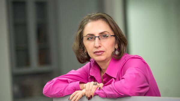 Сара Галстян  - Sputnik Արմենիա