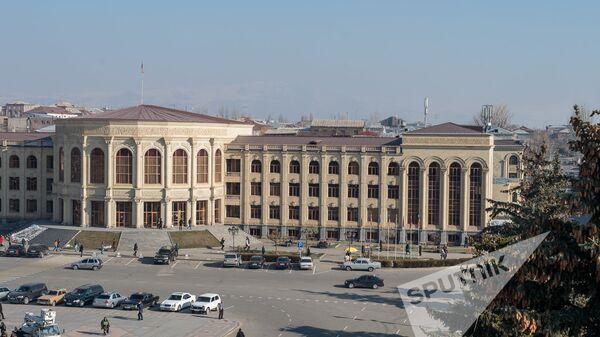 Здание мэрии города Гюмри - Sputnik Армения