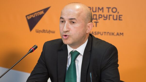 Армен Согоян - Sputnik Армения