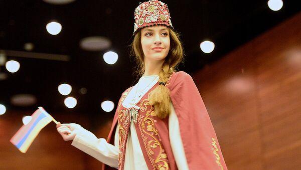 Даяна Давтян - Sputnik Армения