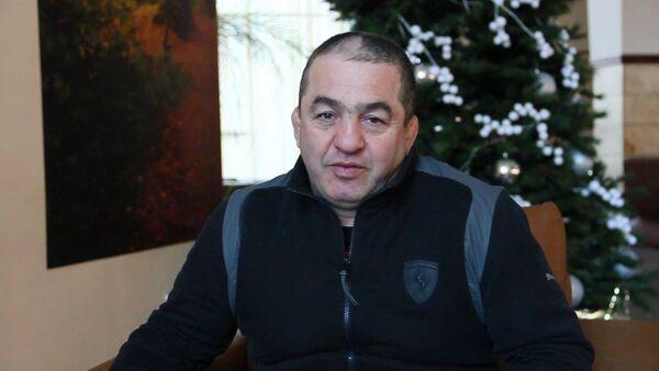 Левон Джулфалакян поздравил армян с Новым годом - Sputnik Армения
