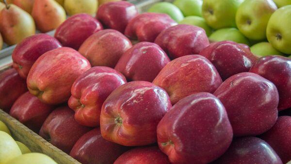 Фрукты, яблоки - Sputnik Армения