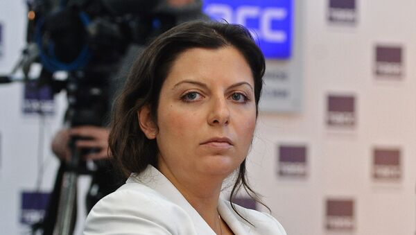Маргарита Симоньян - Sputnik Արմենիա