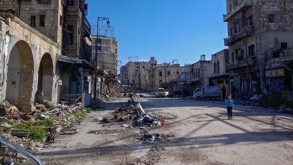 Ситуация в Алеппо - Sputnik Արմենիա