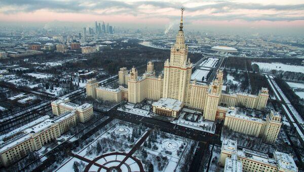 Зимняя Москва - Sputnik Արմենիա