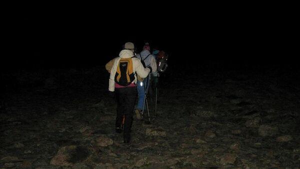 Восхождение альпинистов на гору Арагац  - Sputnik Արմենիա