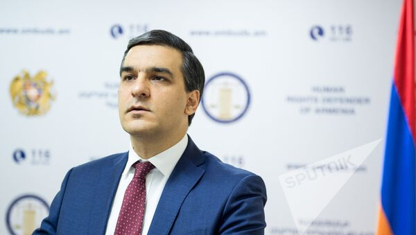 Арман Татоян  - Sputnik Արմենիա