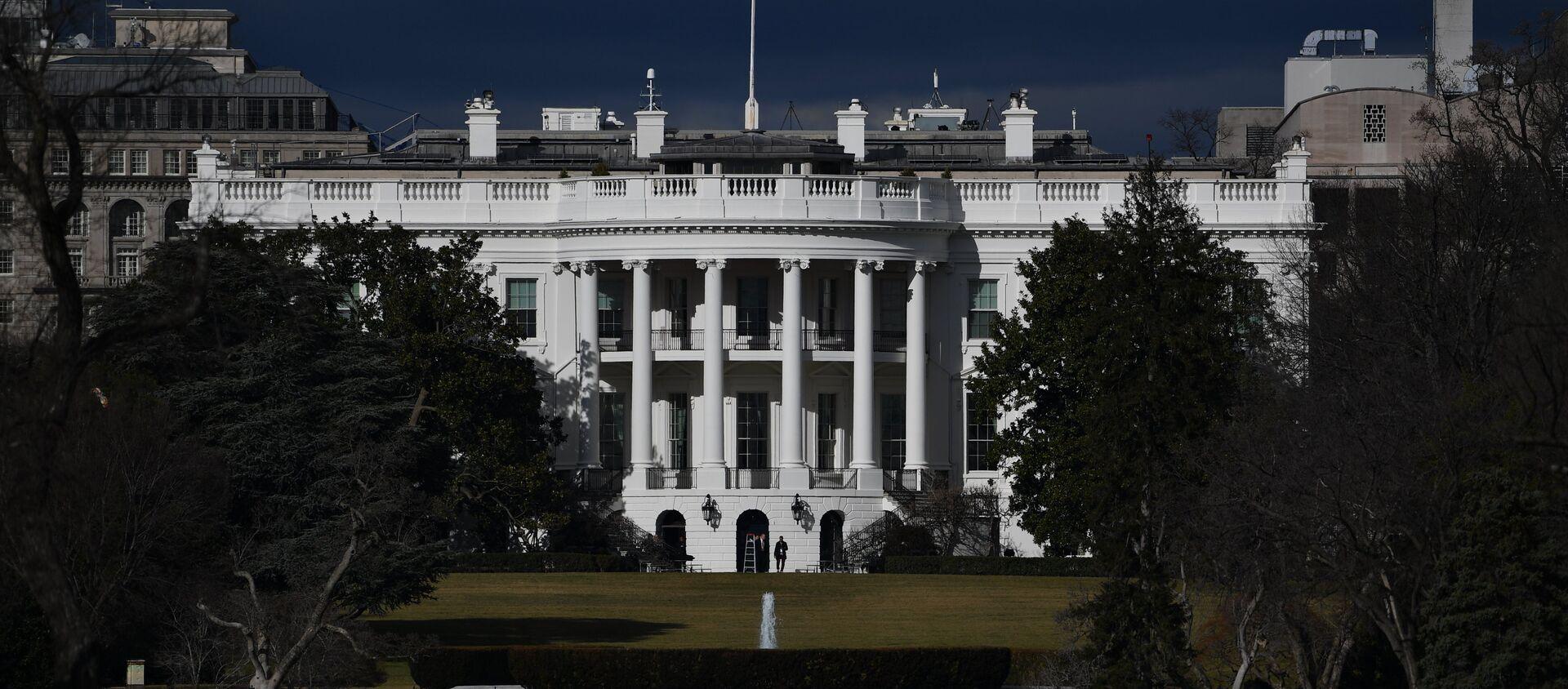 Вашингтон перед инаугурацией Д.Трампа - Sputnik Արմենիա, 1920, 02.07.2021