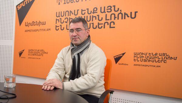 Армен Мартиросян в гостях у радио Sputnik Армения - Sputnik Արմենիա