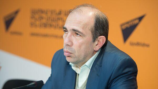 Армен Манвелян  - Sputnik Արմենիա