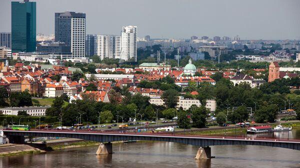 Города мира. Варшава - Sputnik Армения