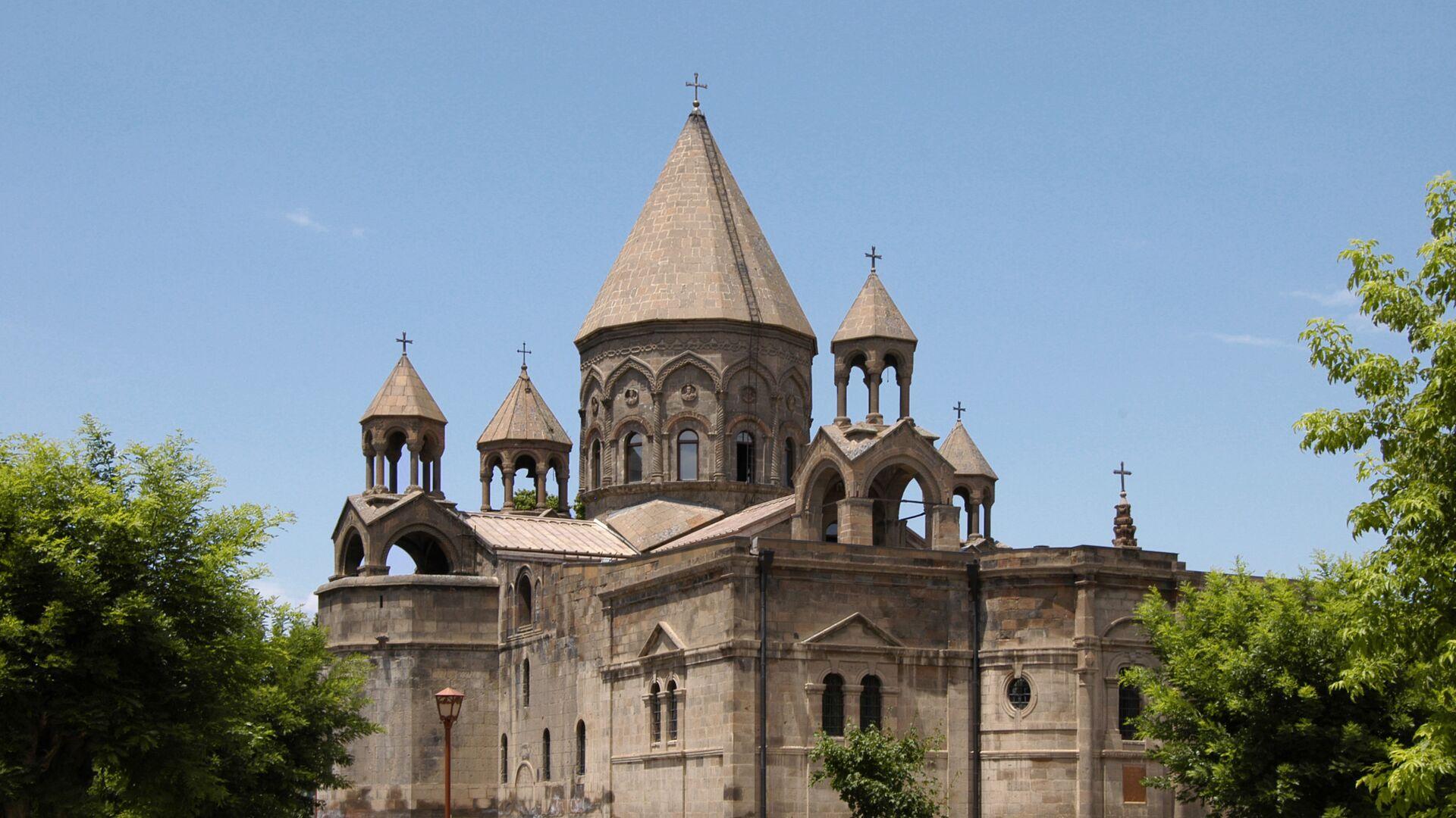Эчмиадзинский монастырь - Sputnik Արմենիա, 1920, 20.09.2021