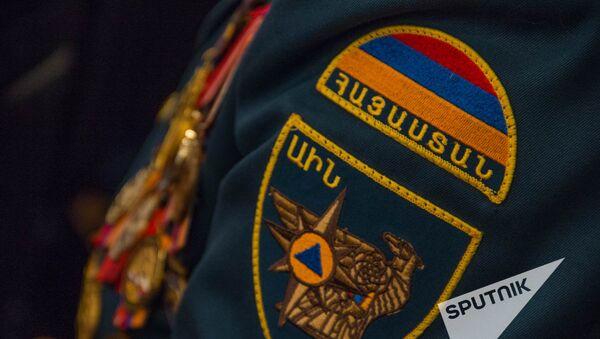 МЧС Армении - Sputnik Армения