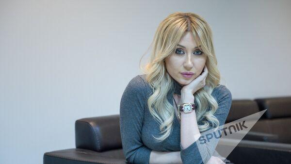 Кристине Пепелян  - Sputnik Արմենիա