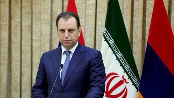 Официальный визит Министра обороны РА Вигена Саргсяна в Иран - Sputnik Армения