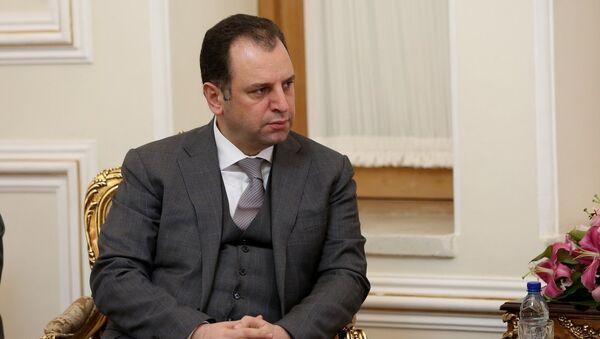 Виген Саркисян - Sputnik Армения