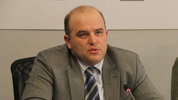 Доктор политических наук, профессор Вахтанг Маисая - Sputnik Армения