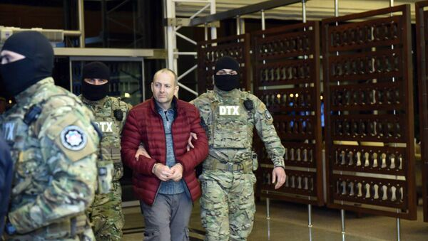 Блогер Александр Лапшин экстрадирован в Азербайджан - Sputnik Армения