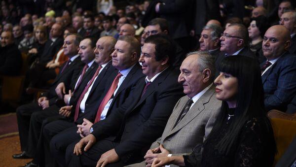 Девятый съезд партии Процветающая Армения - Sputnik Армения