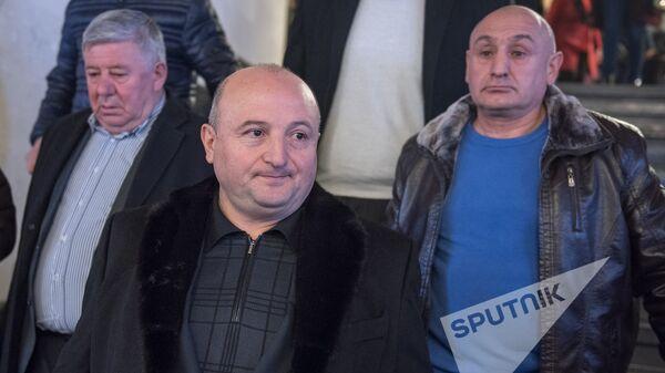 Вардан Гукасян. Девятый съезд партии Процветающая Армения - Sputnik Արմենիա