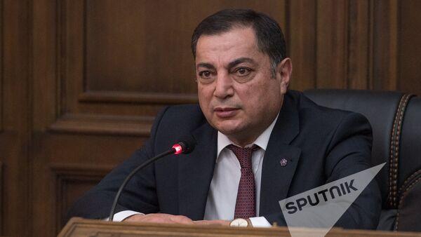 Ваграм Багдасарян - Sputnik Արմենիա