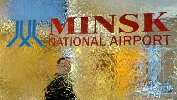 В Национальном аэропорту Минск - Sputnik Армения