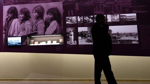 Музей Геноцида армян 1915 года  - Sputnik Армения