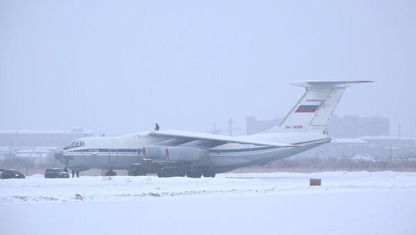 Армения направила в Сирию самолет с 18 тоннами гуманитарного груза - Sputnik Армения