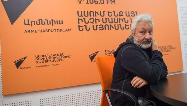 Стас Намин в гостях у радио Sputnik Армения  - Sputnik Армения
