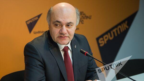 Мгер Шахгелдян - Sputnik Армения