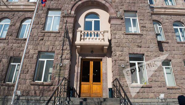 ЦИК Армении - Sputnik Армения