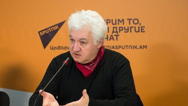 Саргис Ацпанян - Sputnik Армения