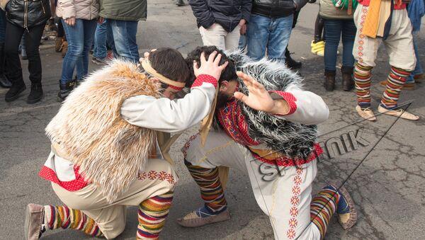 Праздник Барекендан. Армянские народные танцы. Ярхушта  - Sputnik Արմենիա