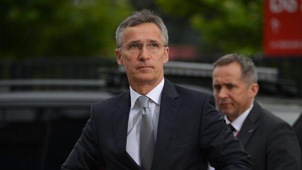 Столтенберг Йенс. Саммит НАТО в Варшаве. Второй день - Sputnik Արմենիա