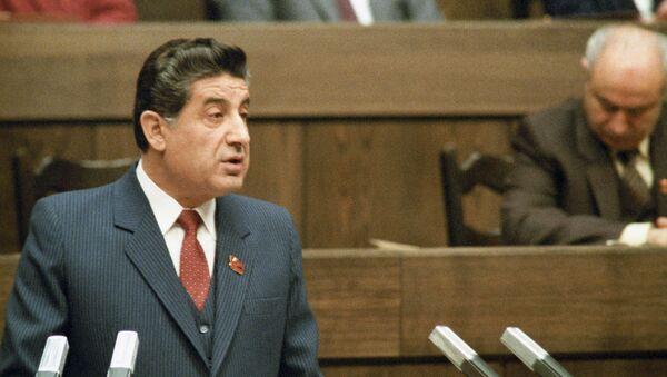 Первый секретарь ЦК Компартии Армении К.С.Демирчян - Sputnik Армения