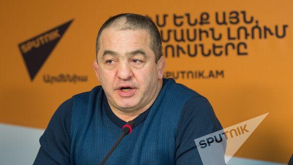 Левон Джулфалакян  - Sputnik Արմենիա