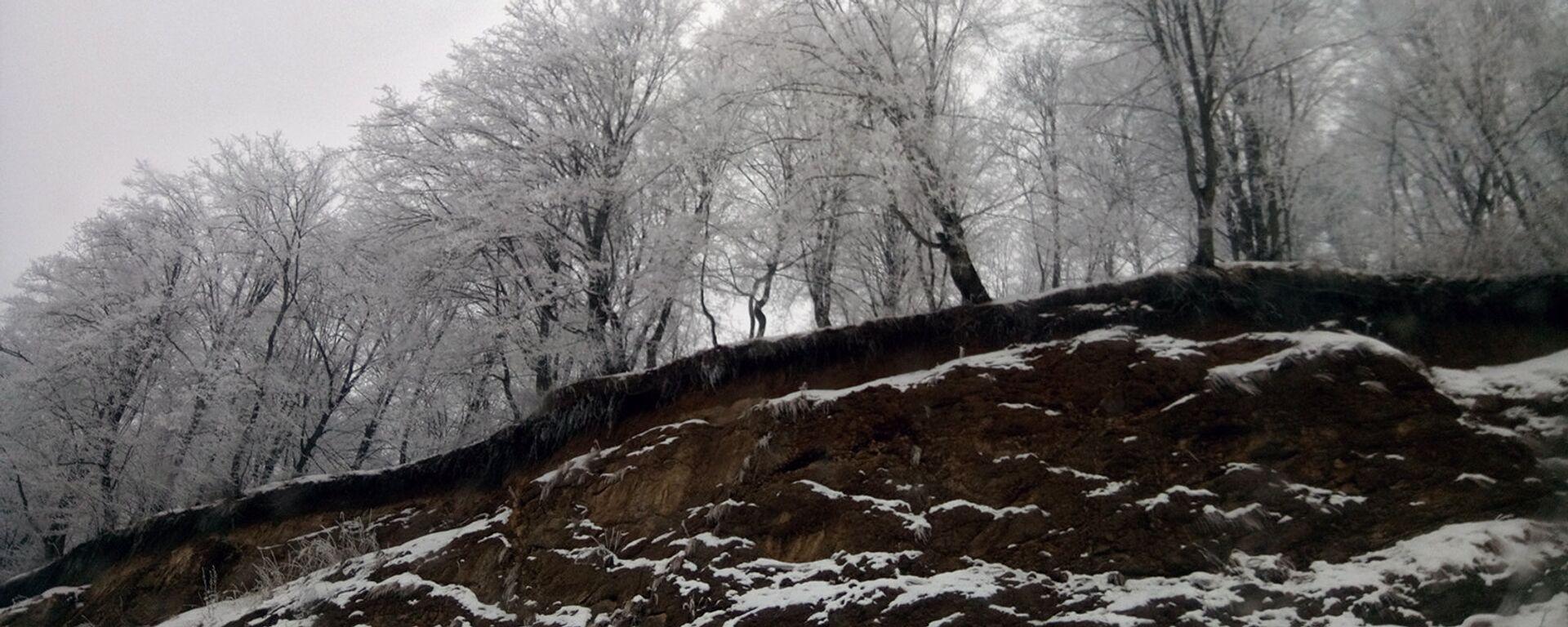 Зима в Армении - Sputnik Армения, 1920, 16.09.2021