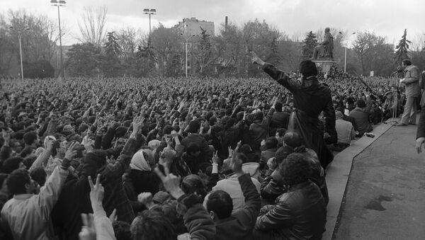 События в Ереване в 1988 году - Sputnik Արմենիա