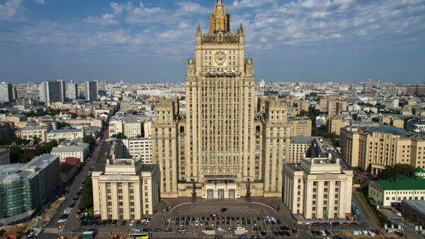 Виды Москвы с высоты птичьего полета - Sputnik Армения
